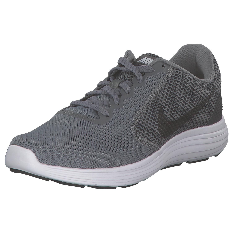 NIKE revolution da uomo Sneakers Scarpe da ginnastica Scarpe da corsa 819300002 Grigio Nuovo