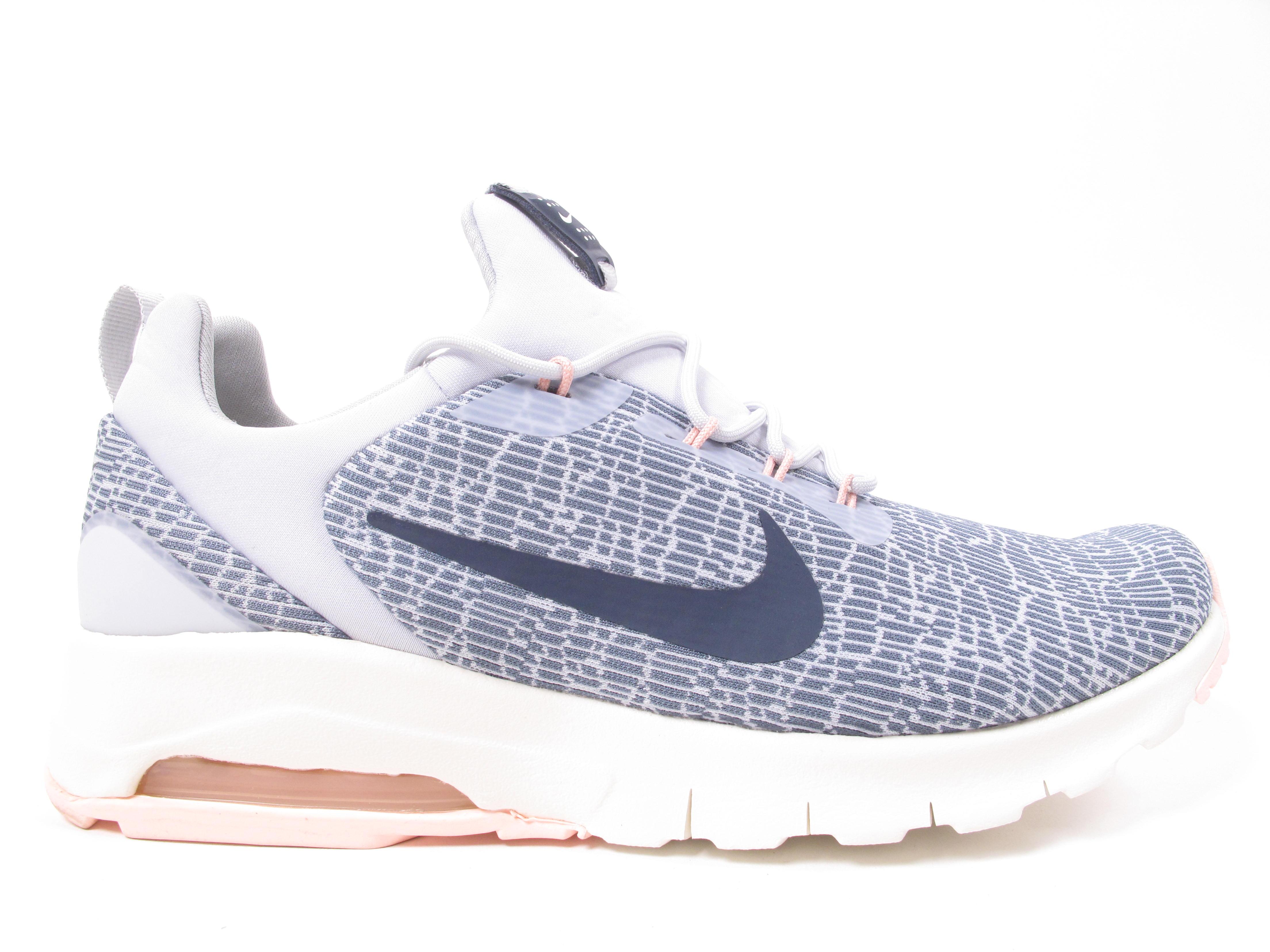 Nike Am Motion Zapatillas Deportivas para Mujer 916786-400 Azul Nuevo
