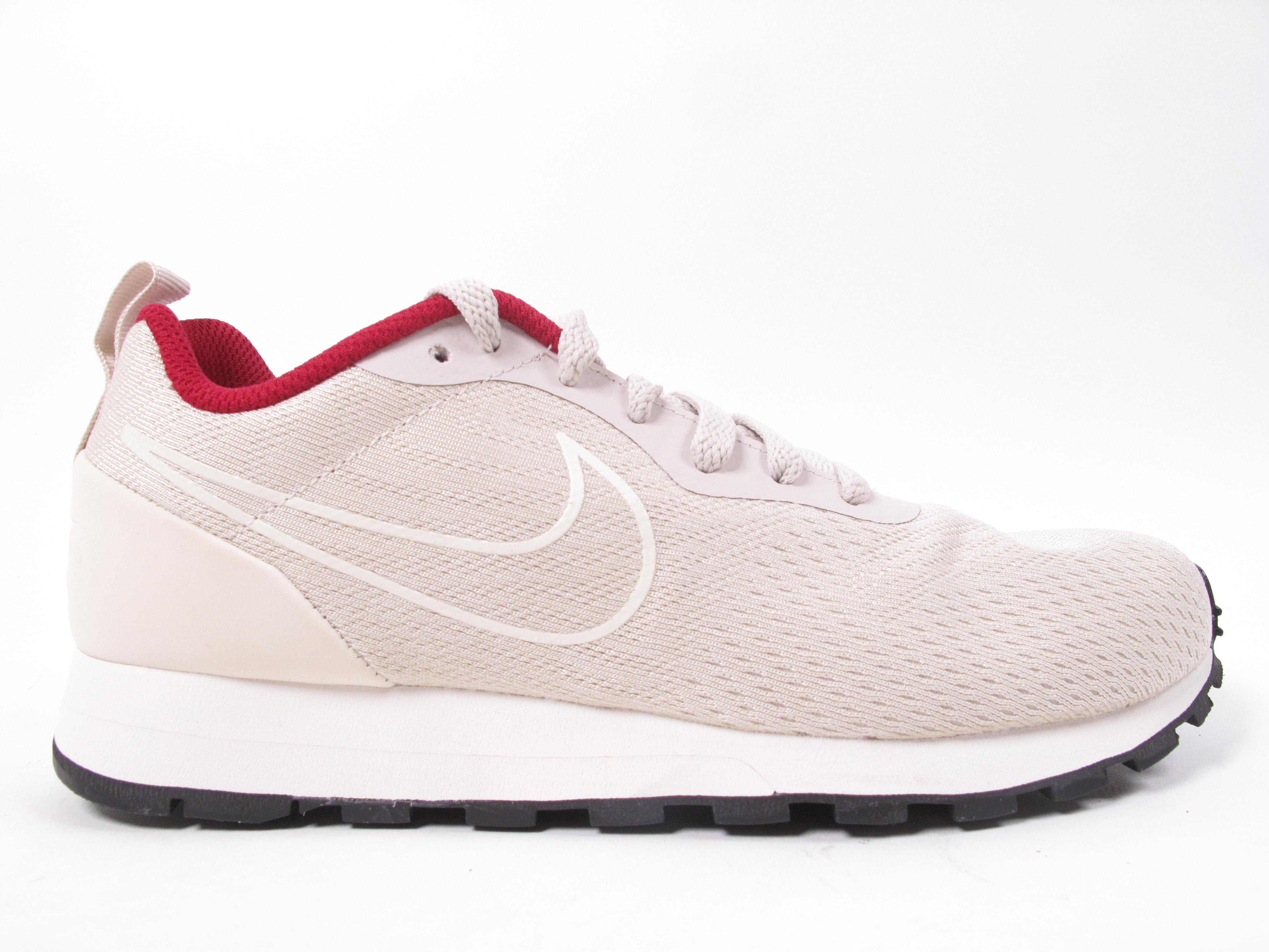 Nike Medio Corredor Zapatillas Deportivas Para Mujer 916797-100 beis NUEVO