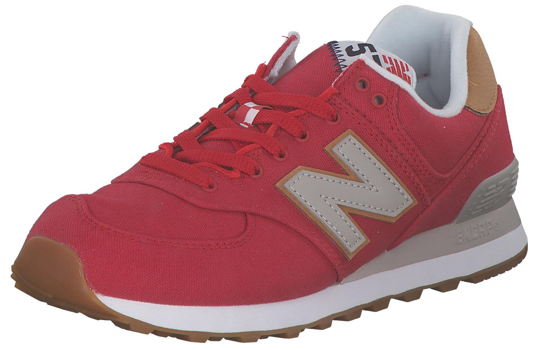 NEW BALANCE Sneakers Uomo Scarpe da corsa Ginnastica ml574yla rosso grigio