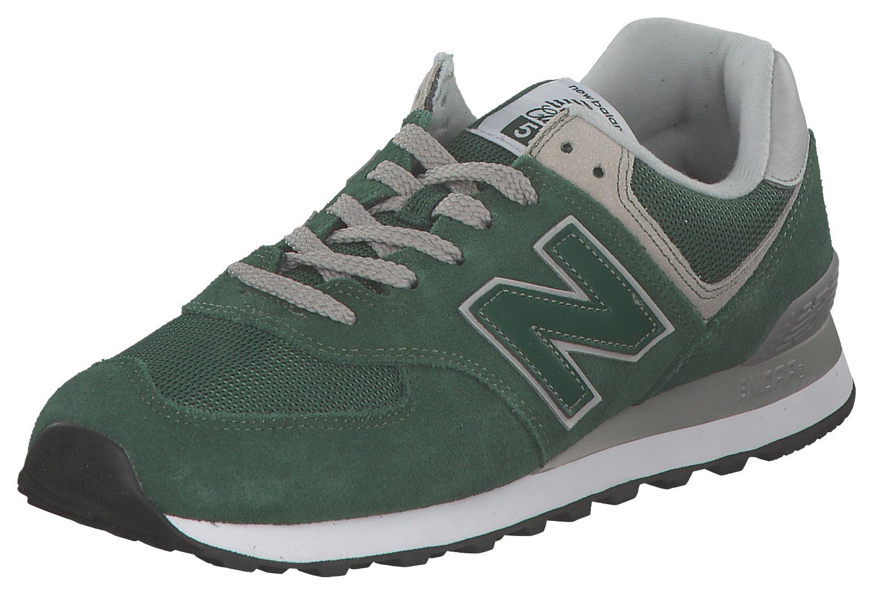 NEW BALANCE Sneakers Uomo Scarpe da ginnastica Scarpe da corsa ml574egr Verde Grigio Nuovo
