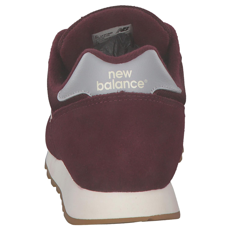 New Balance Hommes Baskets Baskets Chaussures De Course ml373obm Rouge Rouge Rouge Bordeaux Neuf 51a96a