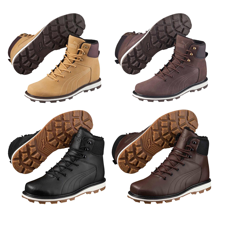puma schuhe herren boots
