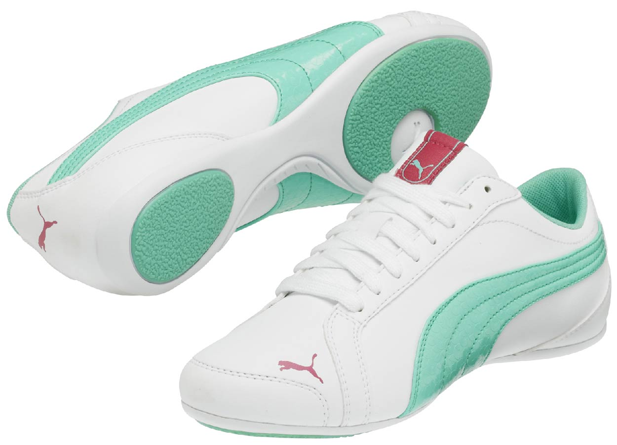 Türkis Damen Puma Damen Türkis Gentle Puma Schuhe Schuhe WYq4R8wE