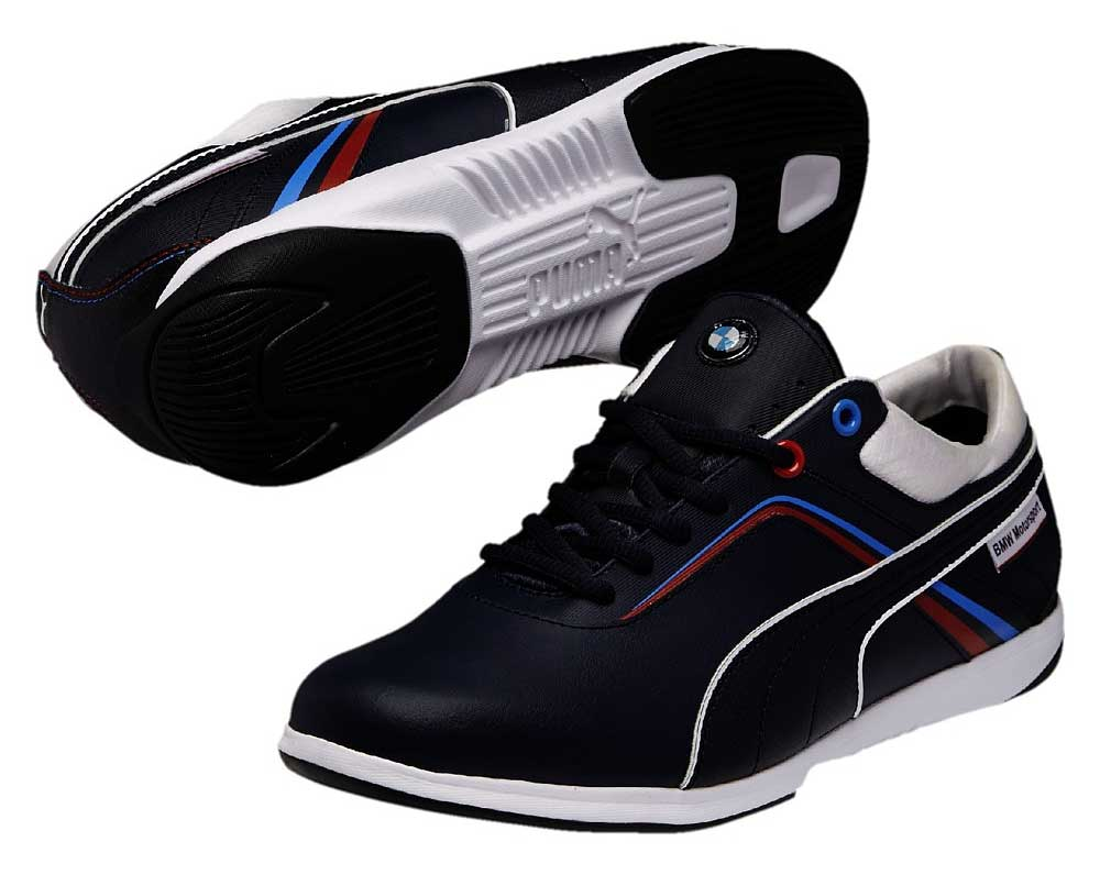 puma sneaker turnschuhe ms ignis power bmw m series schuhe. Black Bedroom Furniture Sets. Home Design Ideas