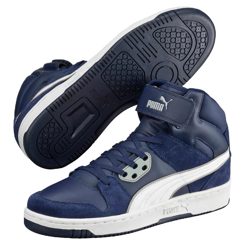 puma winterstiefel sneaker schuhe boots rebound