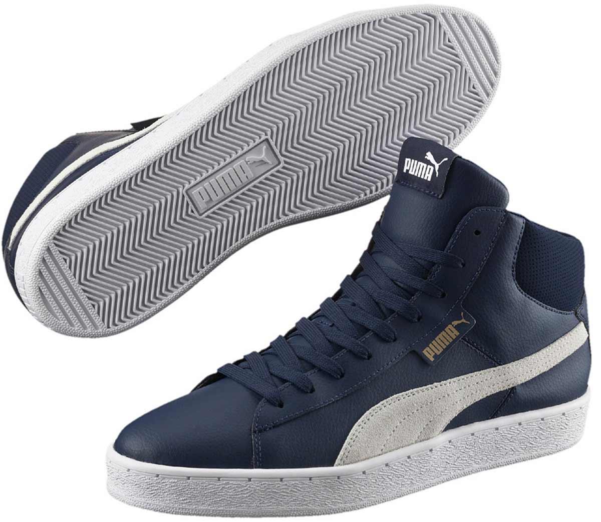 puma winterstiefel sneaker schuhe boots rebound. Black Bedroom Furniture Sets. Home Design Ideas