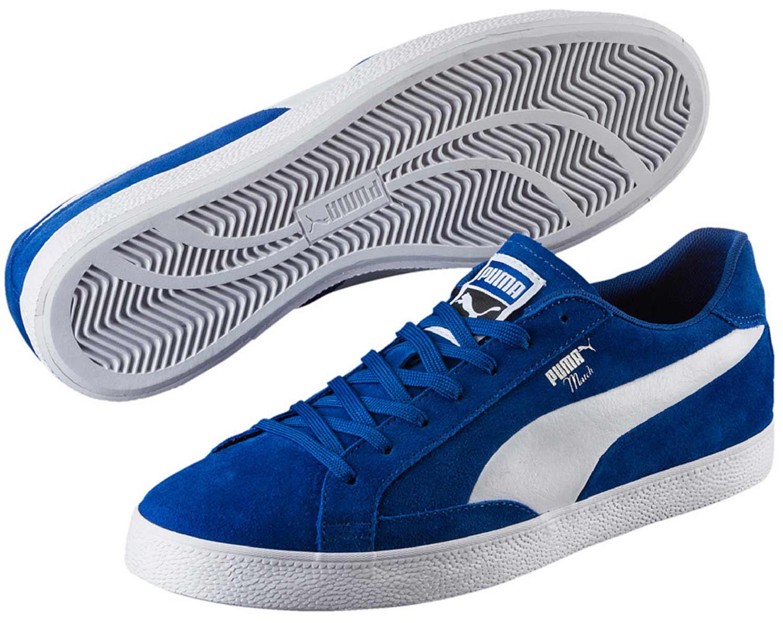 puma match blau