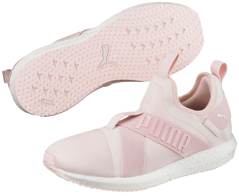 Dettagli su Puma Mega Donna Sneakers Scarpe da Corsa Ginnastica 190946002 Rosa Nuovo