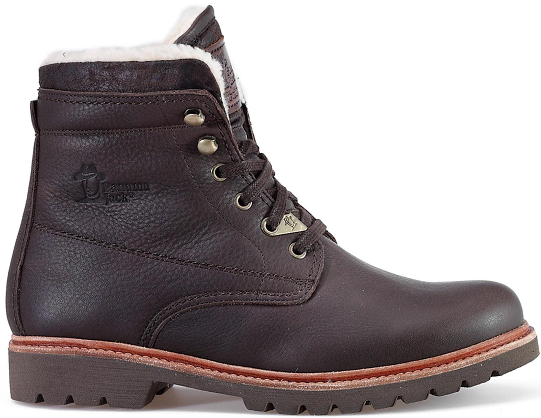 panama jack herren panama 03 aviator c1 stiefel boots. Black Bedroom Furniture Sets. Home Design Ideas