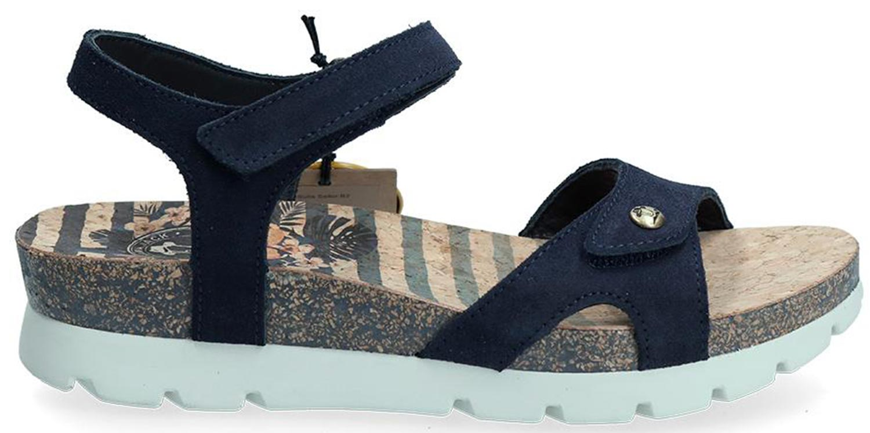 panama jack sulia sailor b2 damen sandalen pantoletten. Black Bedroom Furniture Sets. Home Design Ideas