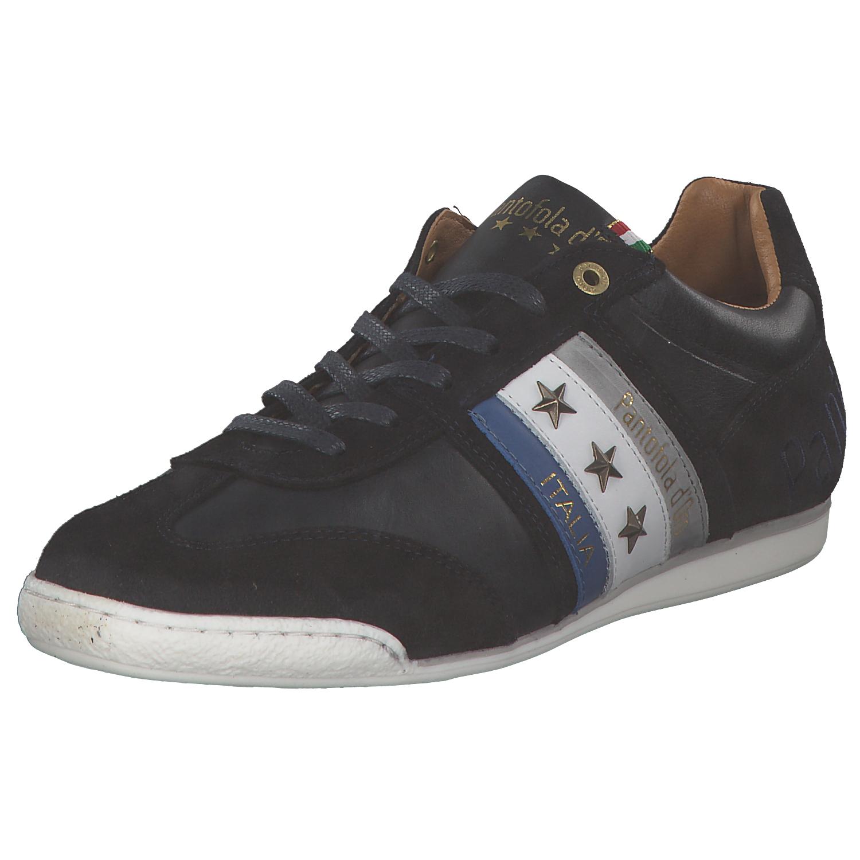 Pantofola d′oro Imola UOMO SNEAKERS UOMO CASUAL 10181020 29Y blu navy NUOVO Scarpe classiche da uomo