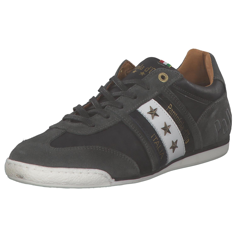 Pantofola d′oro Imola UOMO SNEAKERS UOMO CASUAL 10181020 7ZW Grigio NUOVO Scarpe classiche da uomo