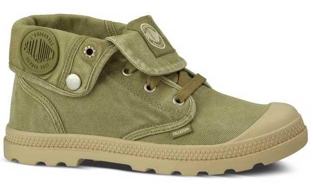 Palladium-Damenschuhe-Boots-Stiefel-Pallabrouse-Baggy-Low-Neu