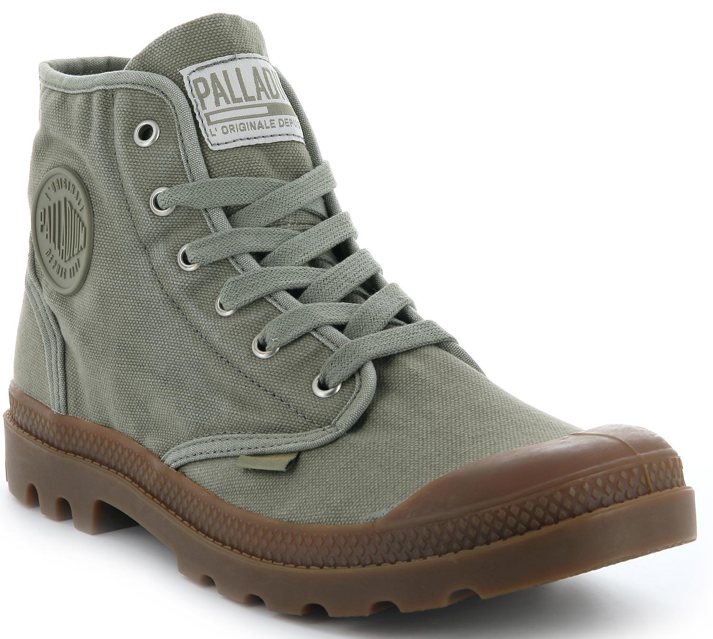 Chaussures - Haute-tops Et Baskets Palladium 3mYO4