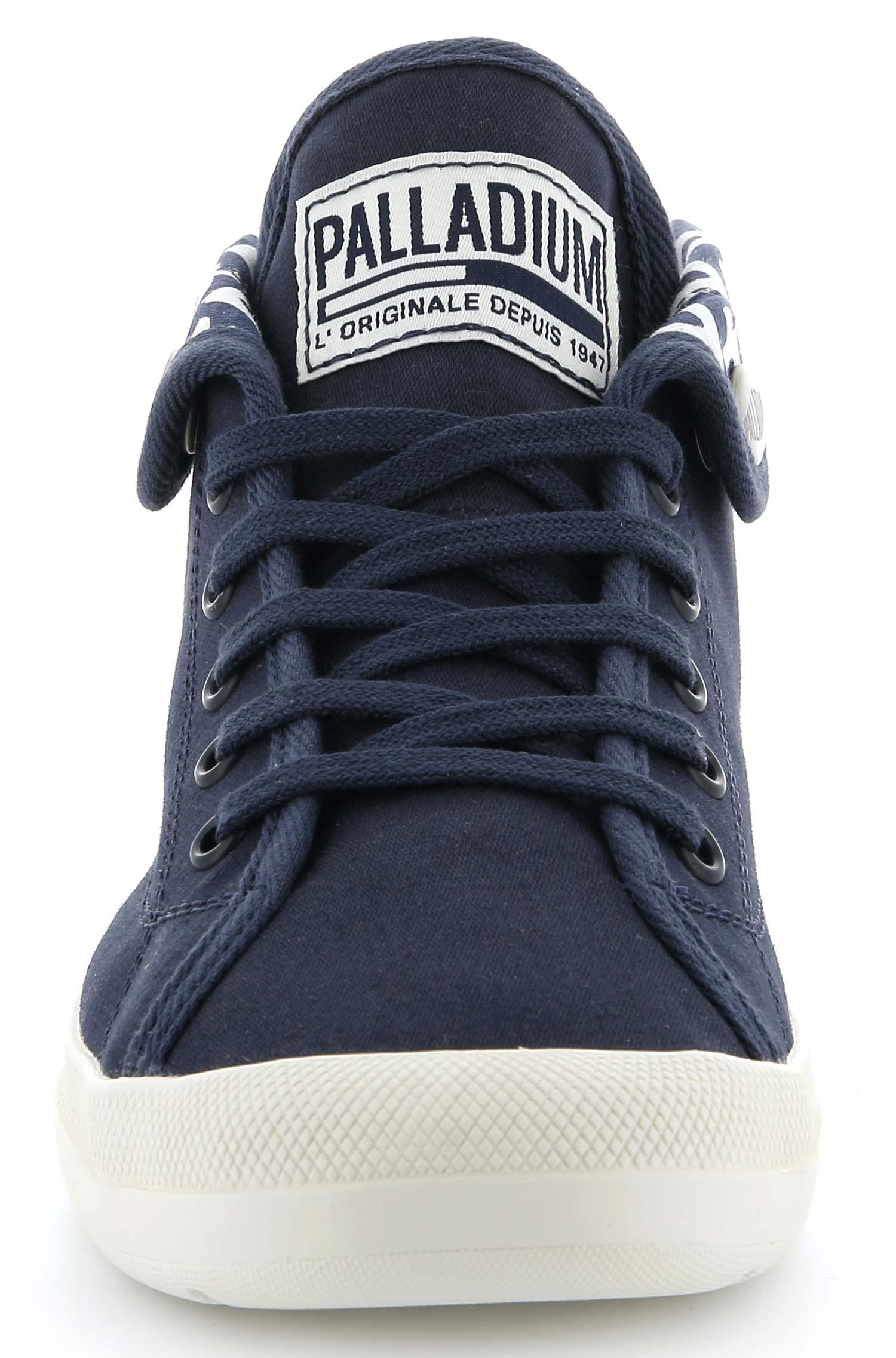 Palladium-ADVENTURE-Botas-mujer-Zapatos-Informales-Botas-95680-416-m-azul-NUEVO