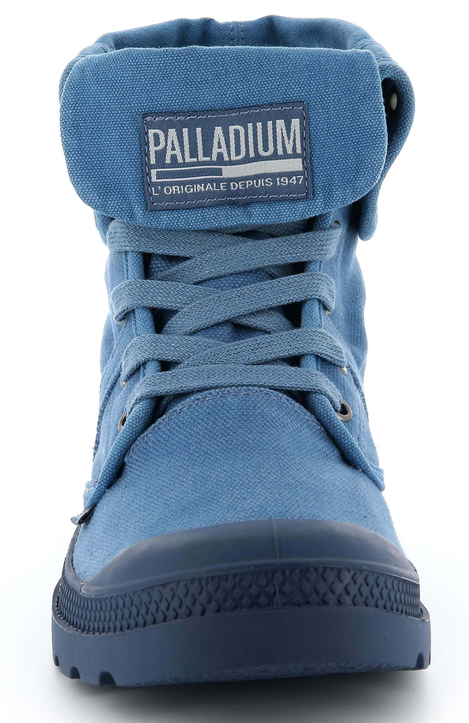 Palladium Us Baggy Damen Stiefel Stiefel Freizeitschuhe Stiefel Stiefel 92478-403-m Blau Neu 2f4ab2