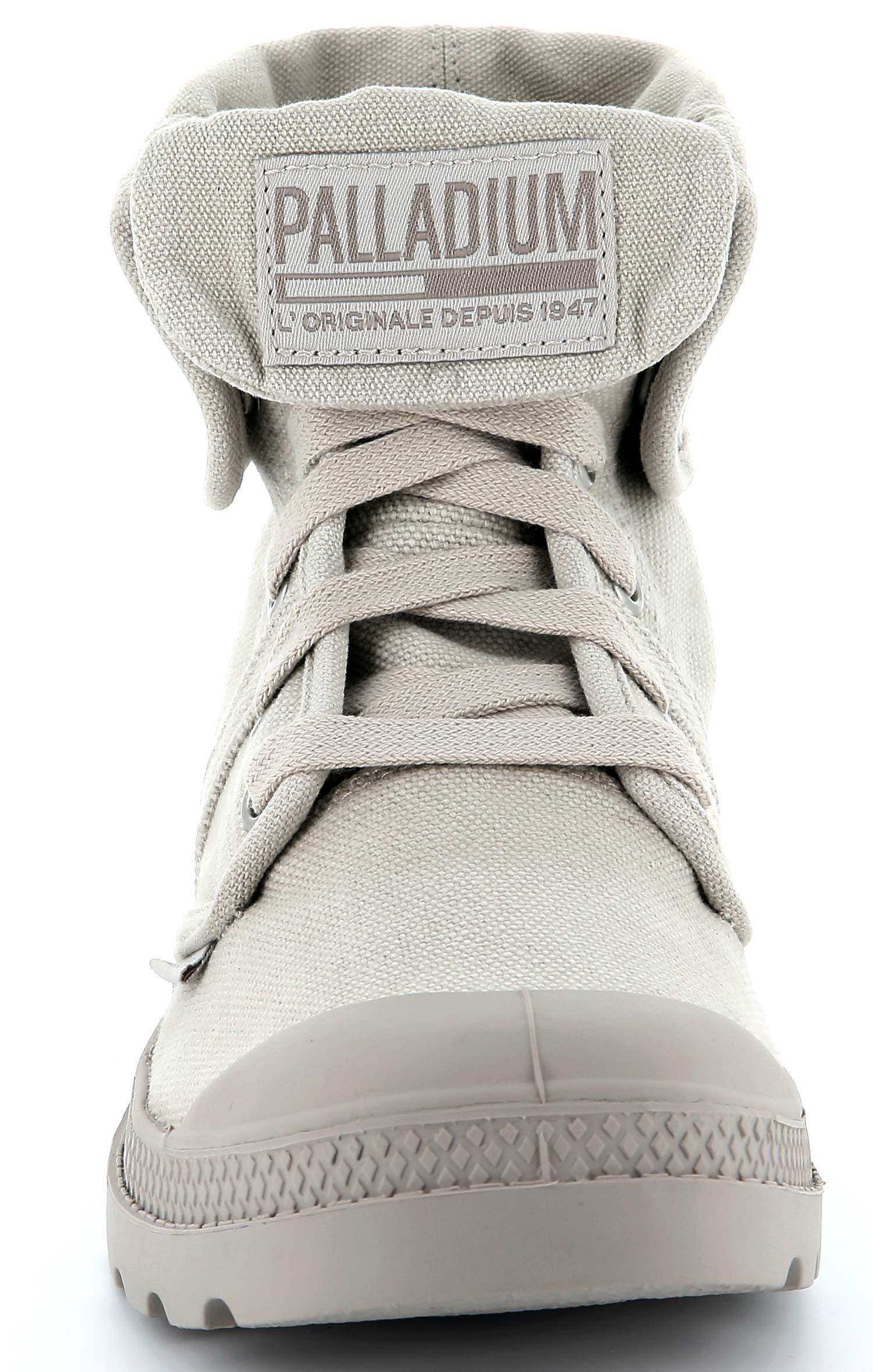 Palladium-EEUU-Baggy-Botas-mujer-Zapatos-Informales-Botas-92478-062-m-gris-NUEVO
