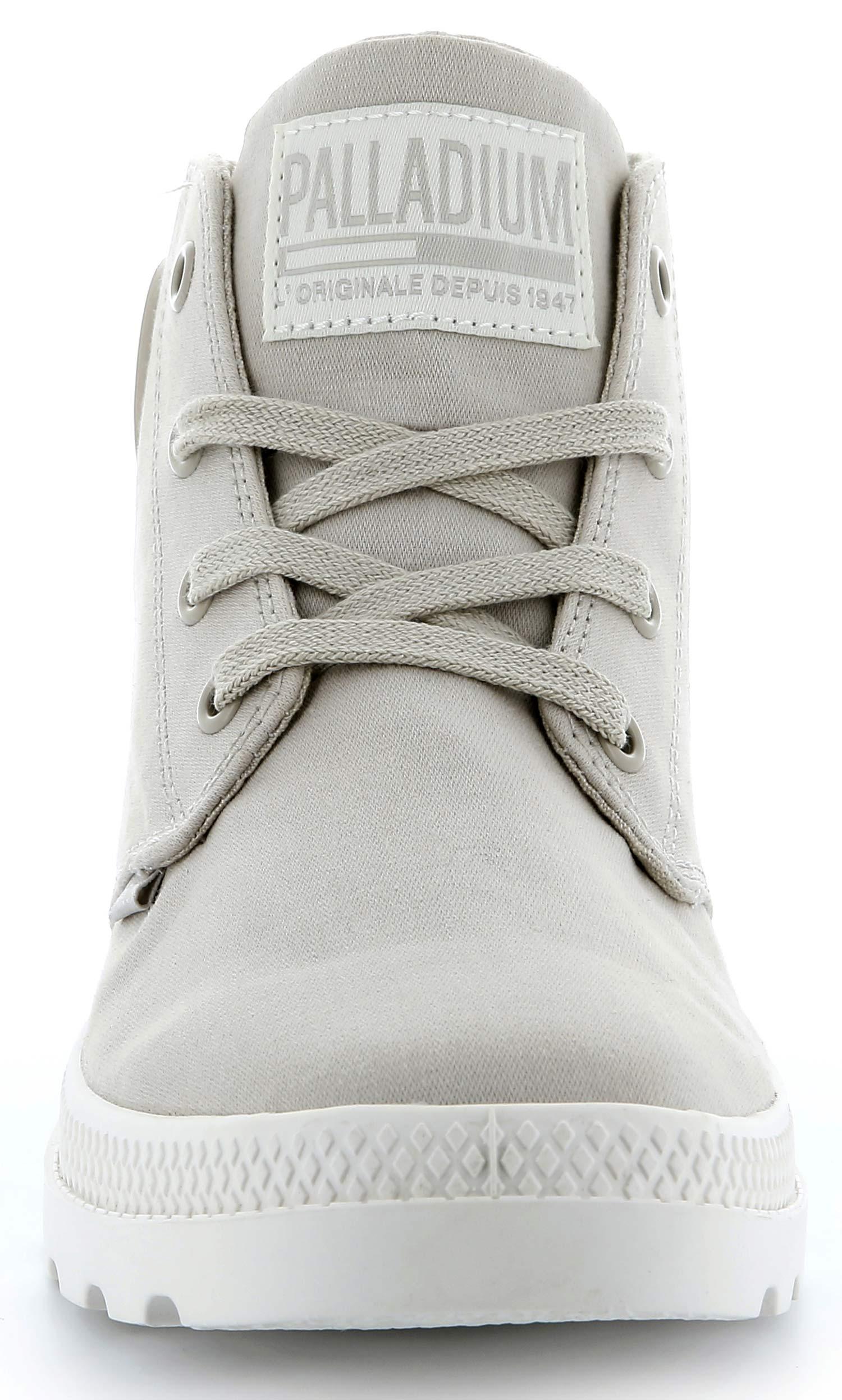 Palladium-Baggy-Free-Botas-mujer-Zapatos-Informales-Botas-95742-058-m-gris-NUEVO