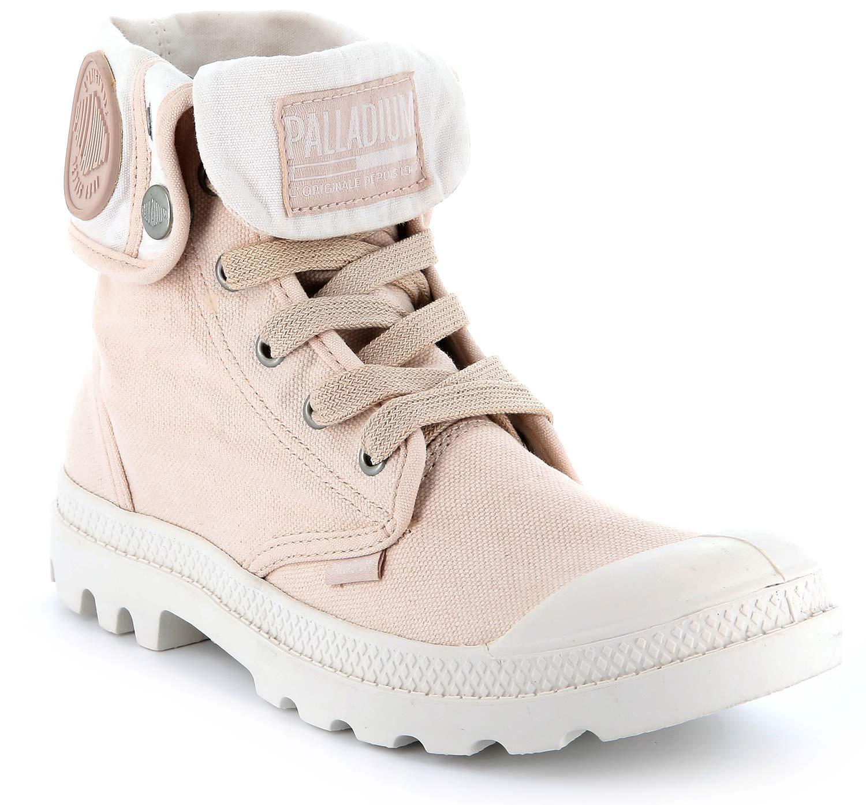 Stiefel Baggy Freizeitschuhe 685 92353 Boots Damen m Palladium Rosa Neu Us Iqwx5ft