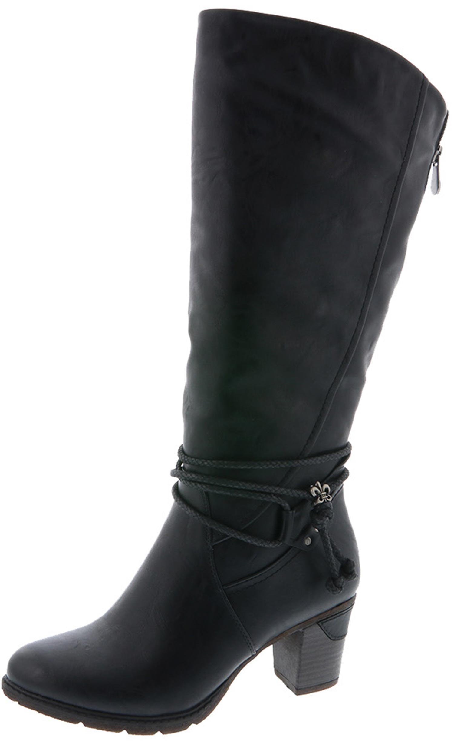 Rieker Damen Stiefel Damenstiefel Boots 96059-00 Schwarz Neu   eBay e342a632a2