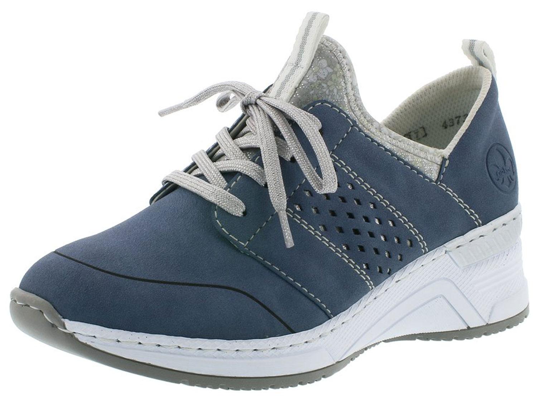 Rieker Damen Sneaker Low Turnschuhe Freizeitschuhe N4373 14 QKQer