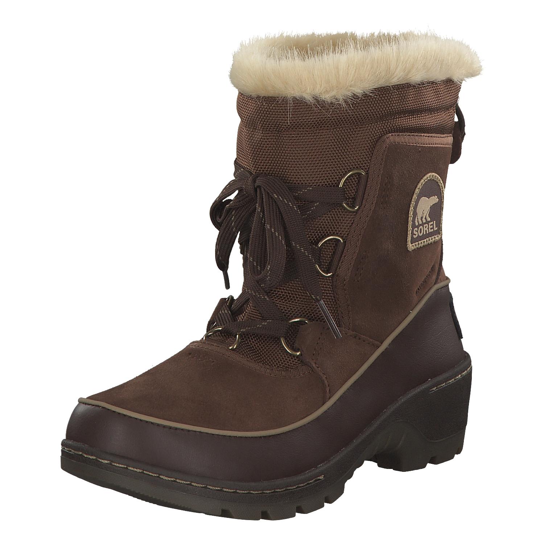 Sorel TORINO Botas Señoras Botas NUEVO de invierno Botas nl2785 256 marrón NUEVO Botas 5da45f
