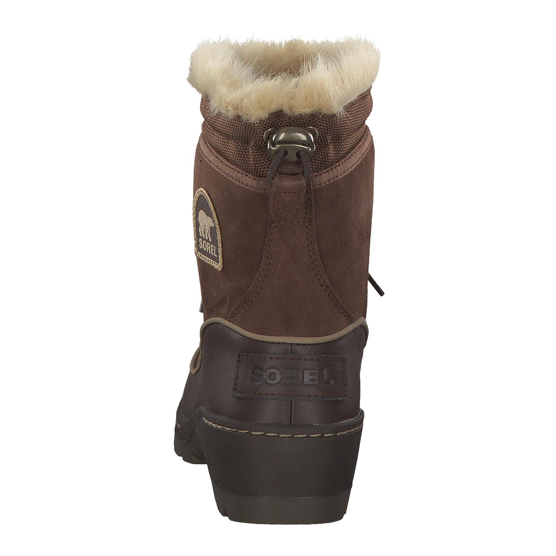 Sorel Torino Damen Winterstiefel Boots Braun Nl2785 Stiefel 256 Stiefeletten Neu AqqCT
