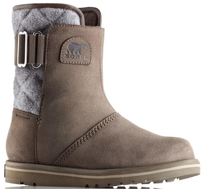 9d675eabfb1de4 Sorel Rylee Damen Stiefeletten Stiefel Boots Winterstiefel NL 2294-245 Braun  Neu