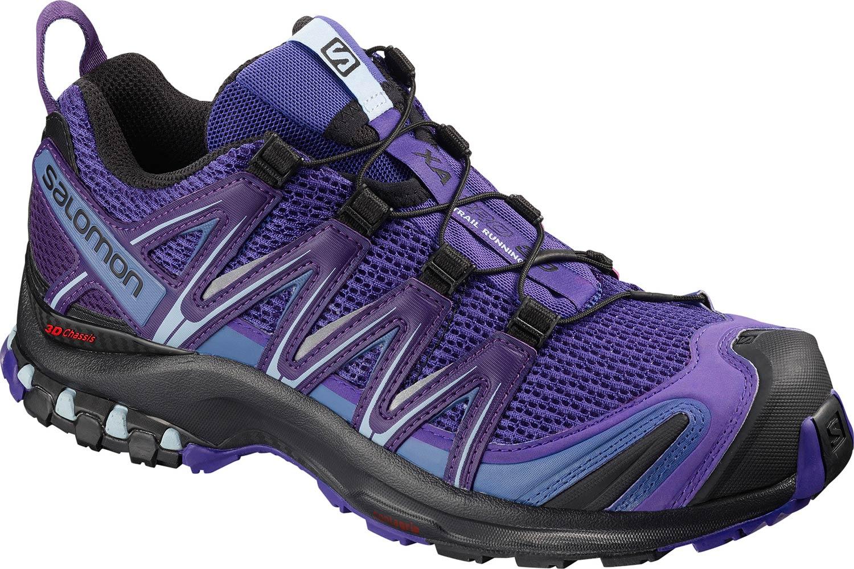 Details zu Salomon XA Pro 3D GTX Damen Sneaker Trekking Wanderschuhe Violett