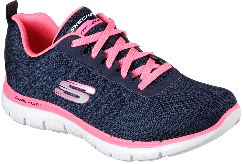 Skechers Schuhe Break Free 12757NVHP NavyHot Pink