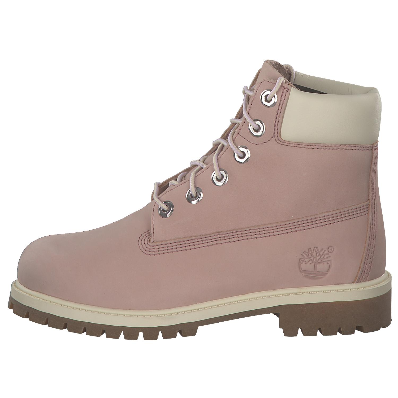 Détails sur Timberland 6in Premium Bottes pour Femme Chaussures D'Hiver C34992 Rose Neuf