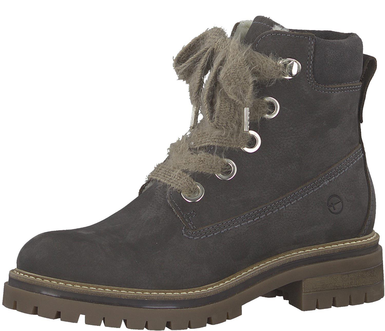 21 Neu Stiefeletten Winter Grau 26257 Damen Stiefel Tamaris Boots 214 EpqnYxSzw