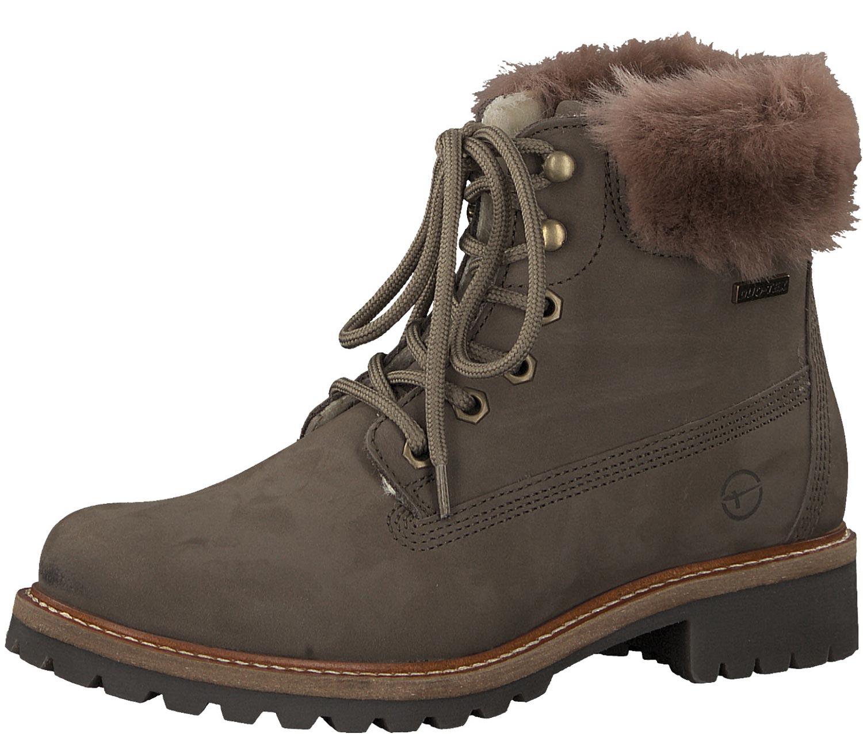 Tamaris Tamaris Tamaris señora botas botines botas de invierno 26294-21 349 marrón NUEVO  con 60% de descuento