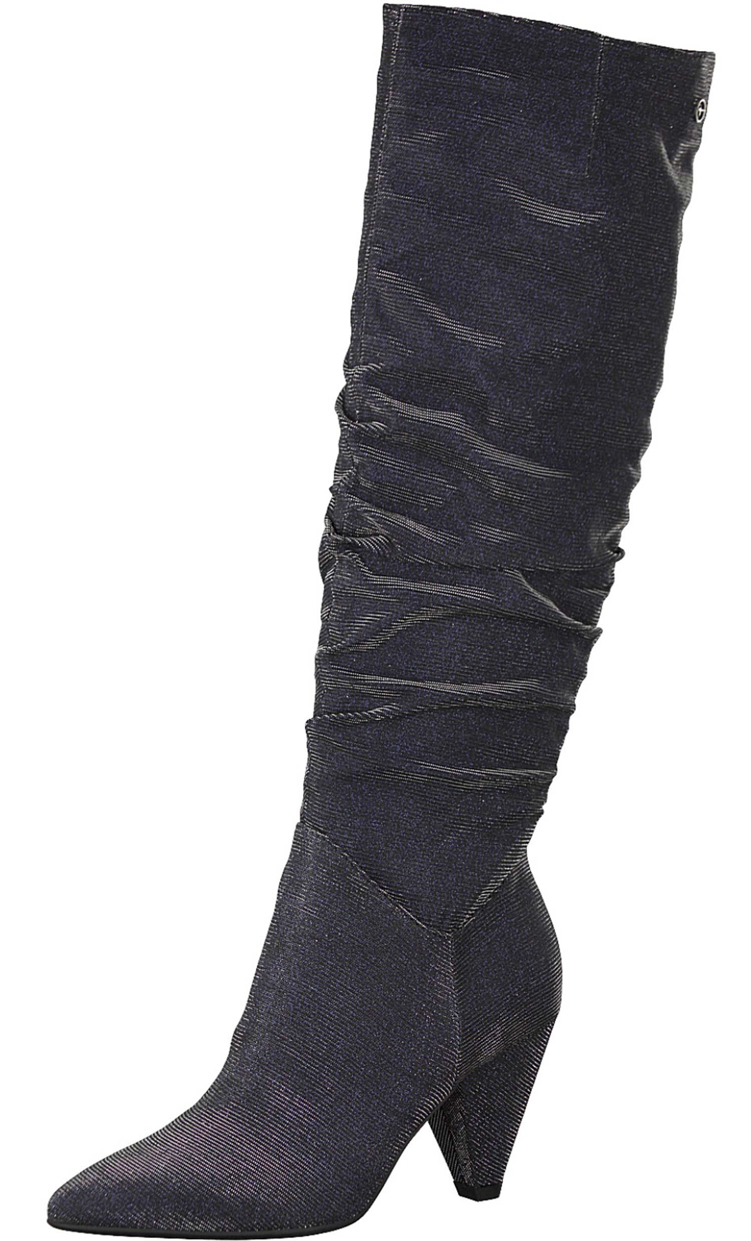 Tamaris Damen Stiefel Stiefeletten Boots Winter 25512-21//864 Blau Neu