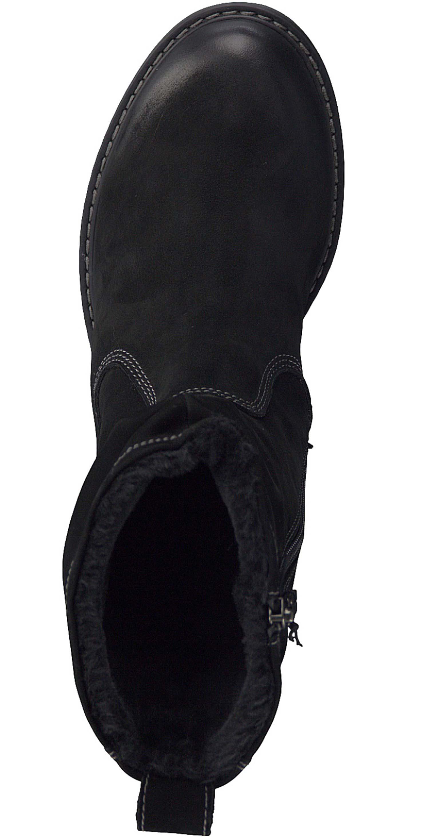 Tamaris botas Mujer Winter botas Botines Winter Mujer 25512-21 864 Negras Nueva c8c097