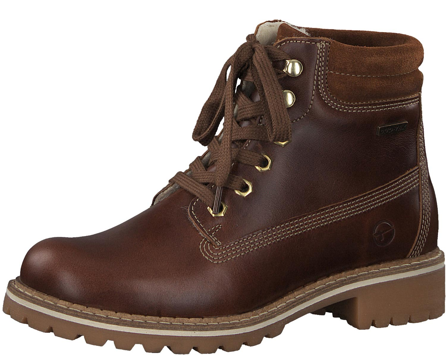 Tamaris Women's Boots Ankle Boots Winter 26244-21 359 Brown New