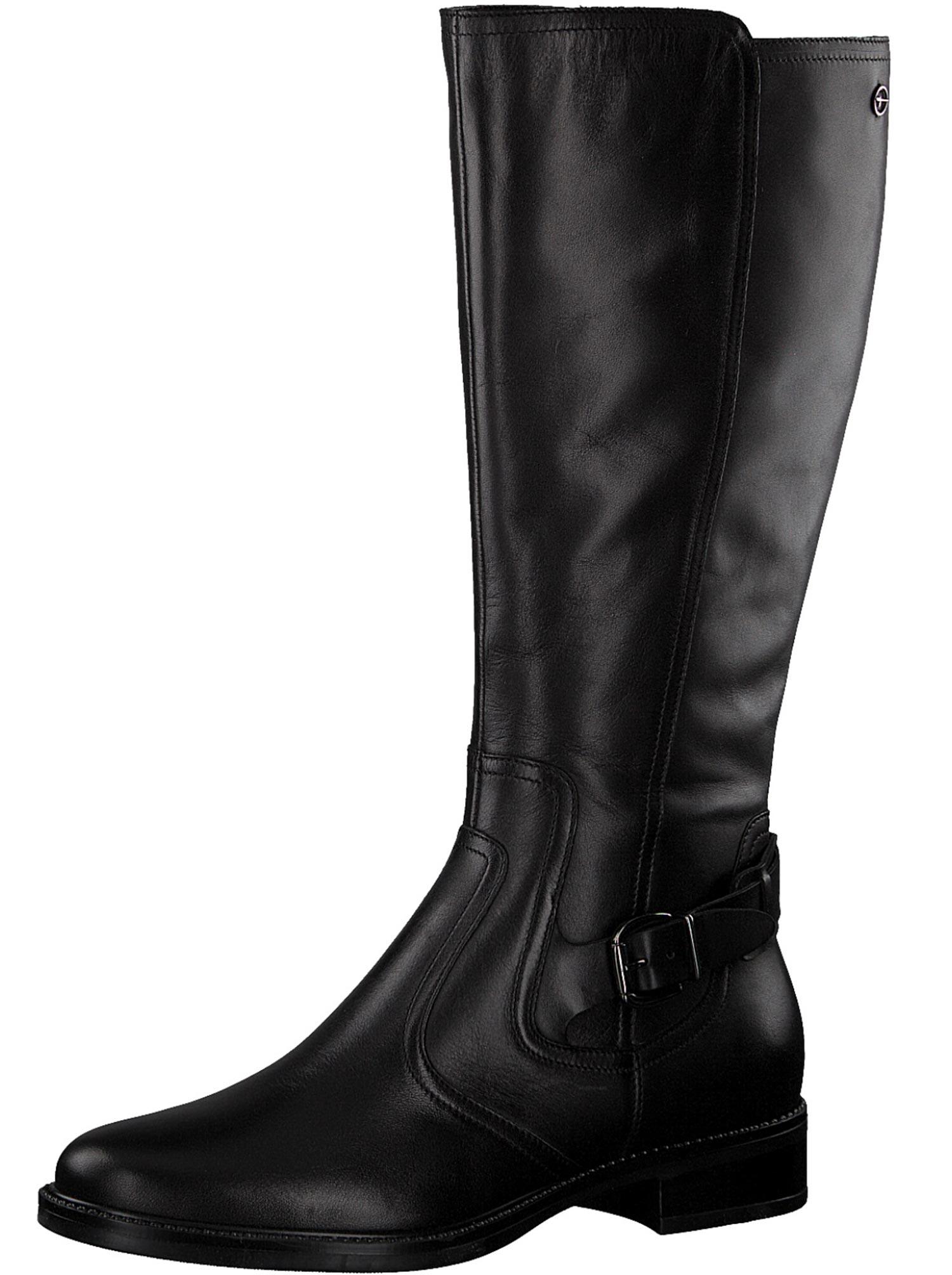 TAMARIS DAMEN STIEFEL Stiefeletten Boots Winter 25564 21001 Schwarz Neu