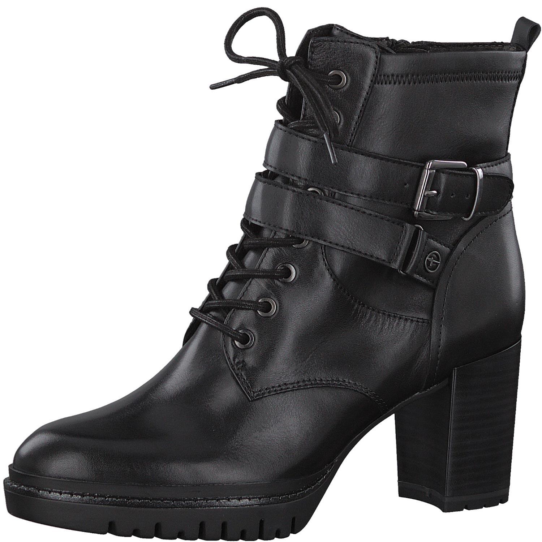 Tamaris señora botas botines botines botines botas de invierno 25208-21 001 negro nuevo  minoristas en línea