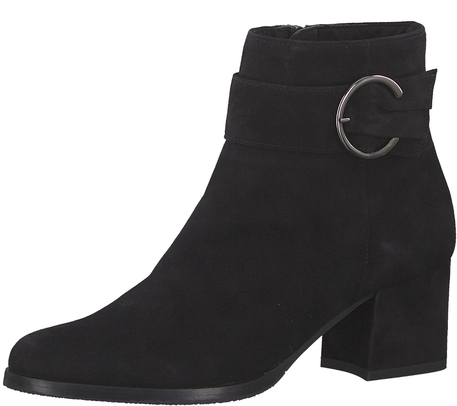 Tamaris Women's Boots Ankle Boots Winter 25379-21 001 Black New