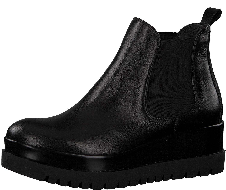 Tamaris señora botas botines botas de invierno 25462-21 25462-21 25462-21 001 negro nuevo  marcas de diseñadores baratos