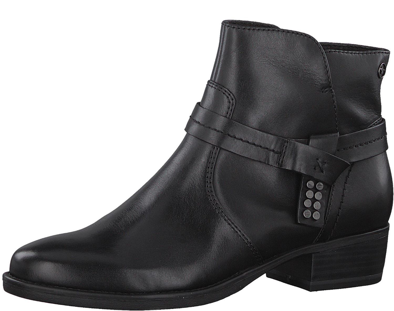 Tamaris botas Mujer botas Botines Winter 25017-21   Negro 001 Nuevo