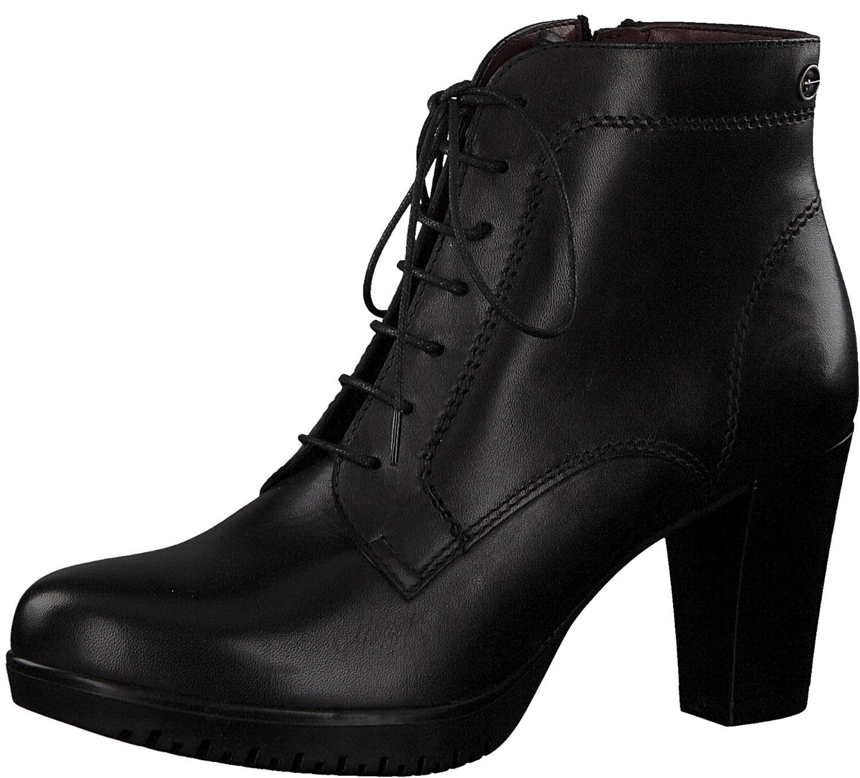 best website 87b9e f1b76 Tamaris Damen Stiefel Stiefeletten Boots Winter 25129-21/001 Schwarz Neu |  eBay