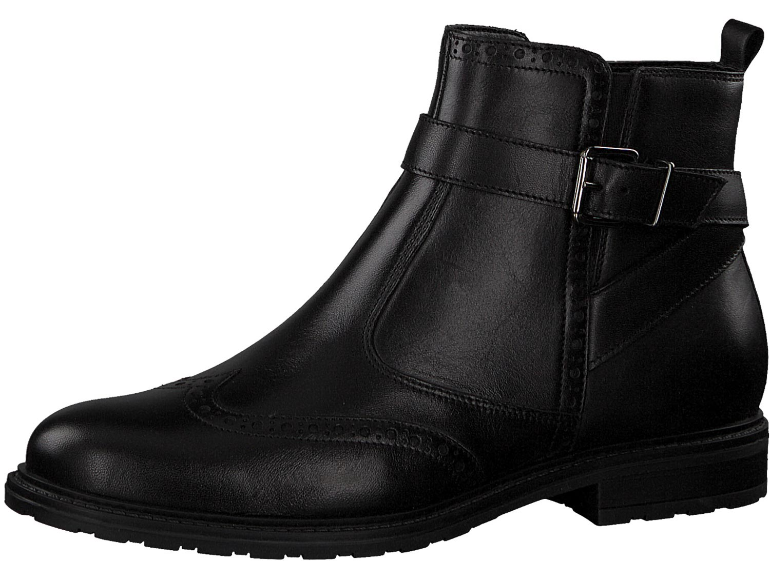 Tamaris-Women-039-s-Boots-Ankle-Boots-Winter-25004-21-007-Black-New