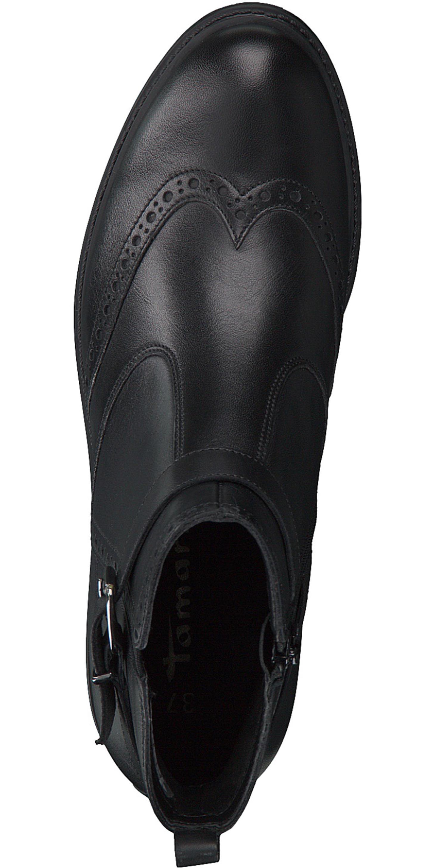 Tamaris-Women-039-s-Boots-Ankle-Boots-Winter-25004-21-007-Black-New thumbnail 4