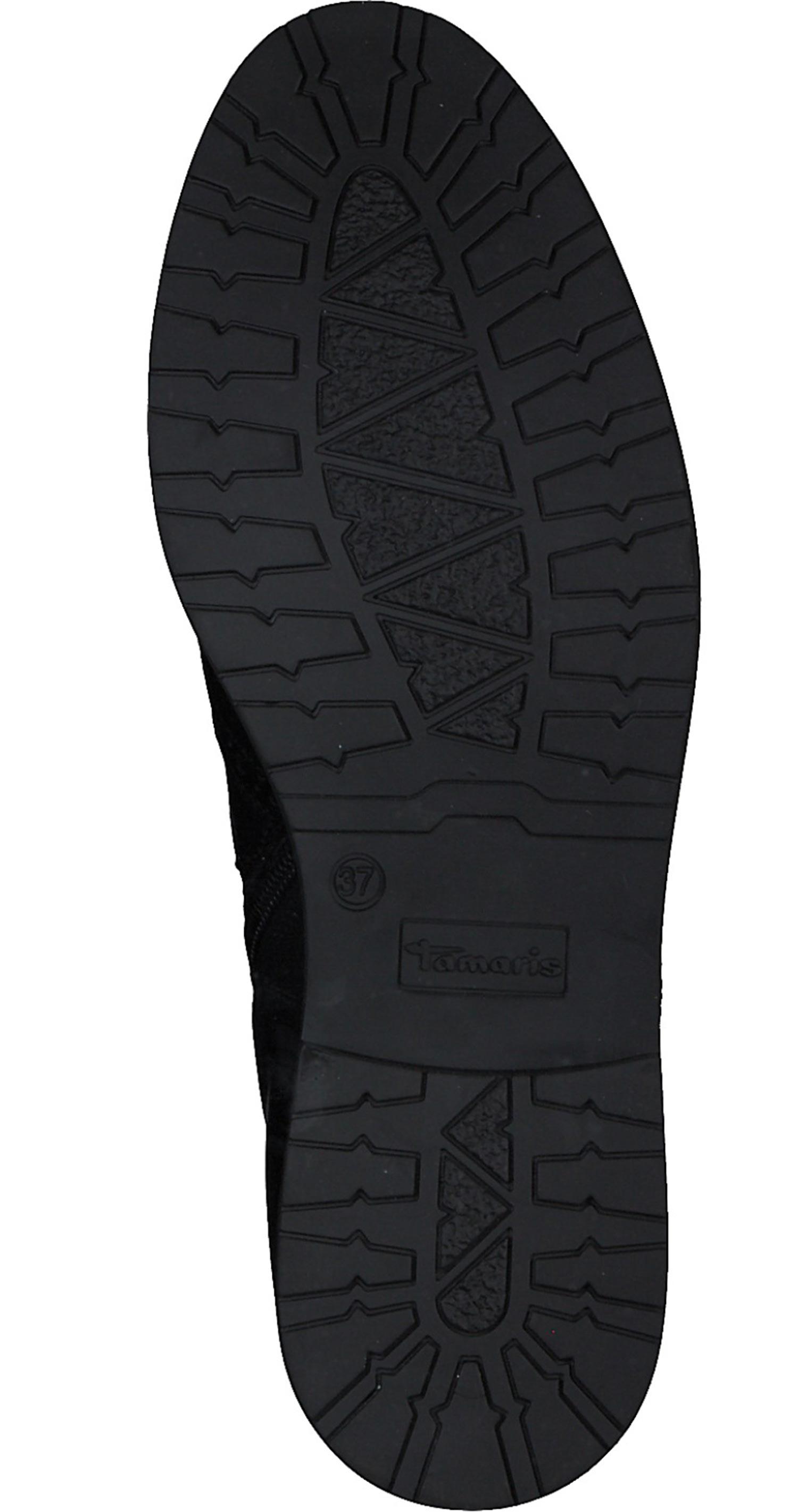 Tamaris-Women-039-s-Boots-Ankle-Boots-Winter-25004-21-007-Black-New thumbnail 5