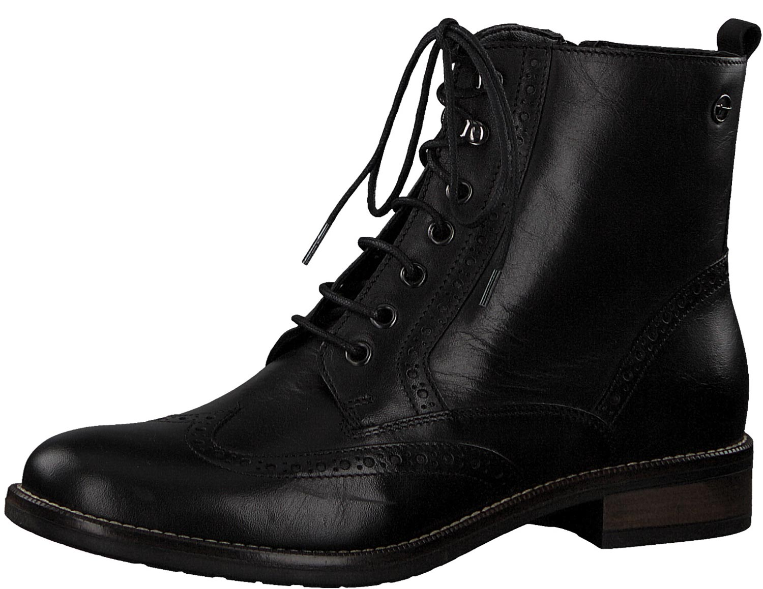 Tamaris Women's Boots Ankle Boots Winter 25126-21 001 Black New