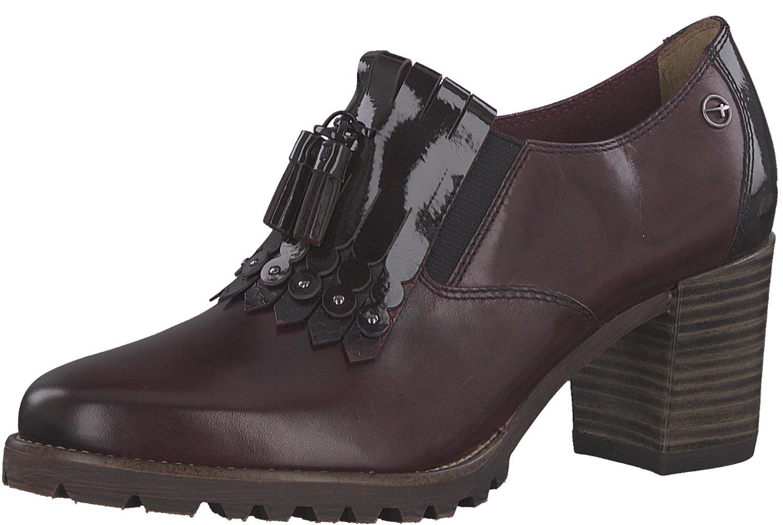 Tamaris Women's Pumps Heel shoes Highheels Winter 24410-21 549 Red New