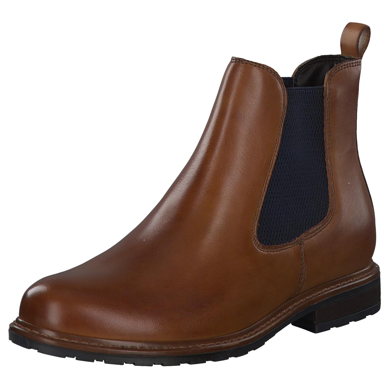 Details about Tamaris Women's Boots Boots Boots 25056 23481 Braun Nut New