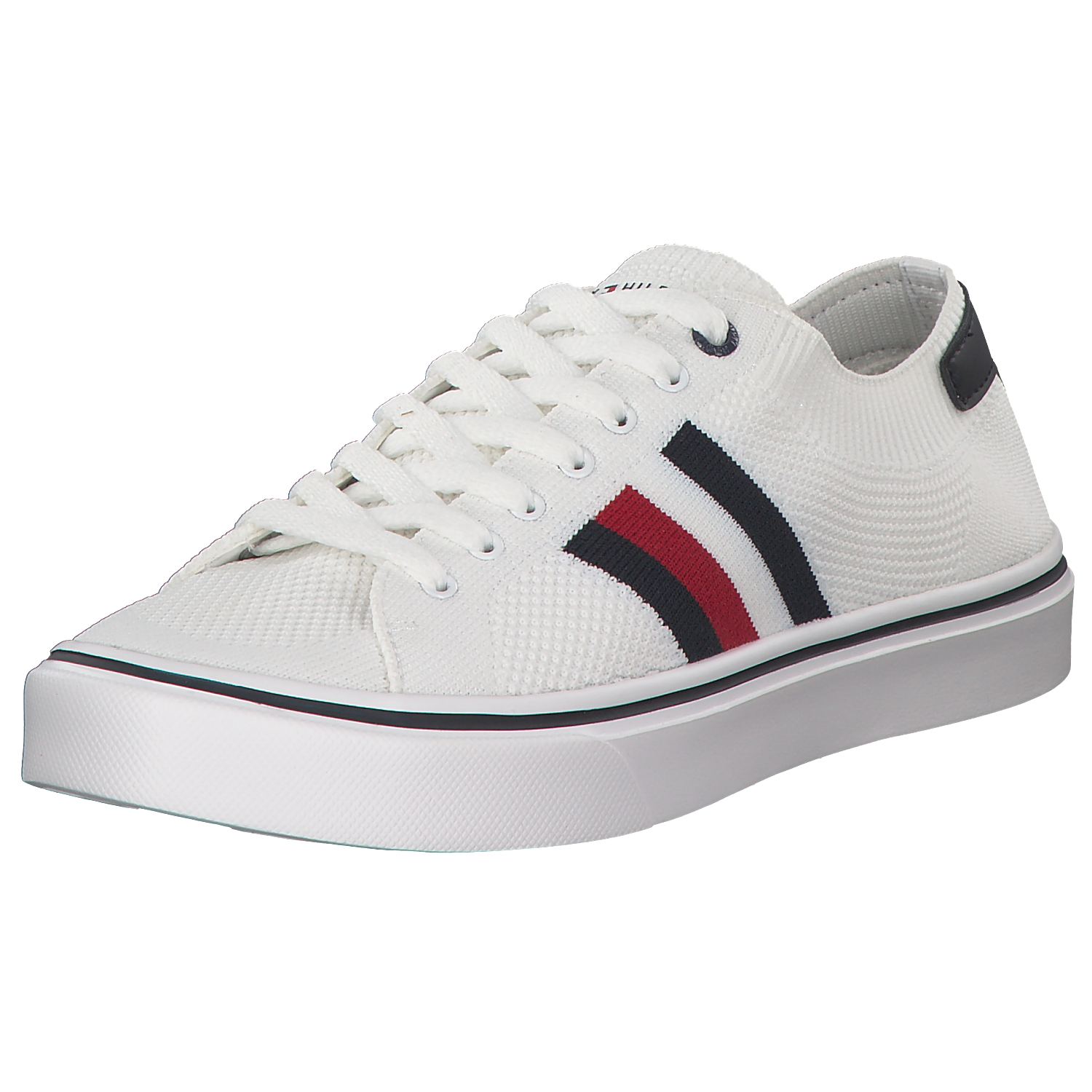 Sneakers sneakers FM0FM01619-100 bianco Tommy Hilfiger uomo nuovo 83cf8bad1c0